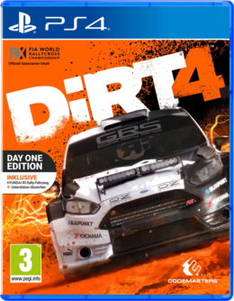 DiRT 4 PS4 D1 Edition (EU PEGI) (deutsch) [uncut]