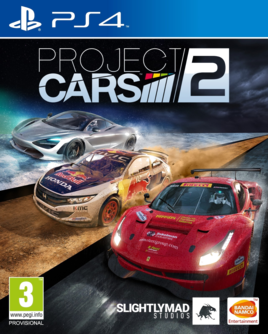Project CARS 2 PS4 (EU PEGI) (deutsch) [uncut]