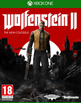 Wolfenstein II: The New Colossus Xbox One (AT PEGI) (deutsch) [uncut*]