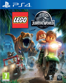 Lego Jurassic World PS4 (EU PEGI) (deutsch) [uncut]