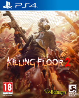 Killing Floor 2 PS4 (AT PEGI) (deutsch) [uncut]
