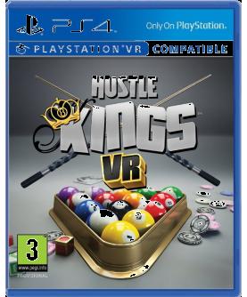 Hustle Kings PS4 (PSVR) (EU PEGI) (deutsch) [uncut]