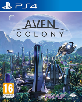 Aven Colony PS4 (EU PEGI) (deutsch) [uncut]