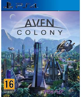 Aven Colony PS4 (EU PEGI) (deutsch) [uncut]