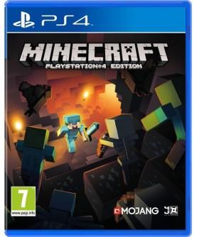 Minecraft PS4 (EU PEGI) (deutsch) [uncut]