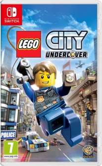 Lego City Undercover Switch (EU PEGI) (deutsch) [uncut]