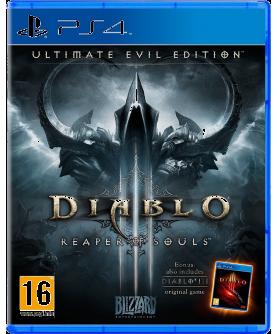 Diablo 3: Reaper of Souls Ultimate Evil Edition PS4 (EU PEGI) (deutsch) [uncut]