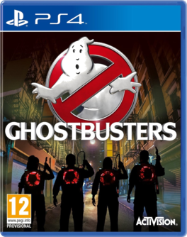 Ghostbusters 2016 PS4 (EU PEGI) (deutsch) [uncut]