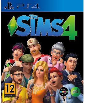 Die Sims 4 PS4 (EU PEGI) (deutsch) [uncut]