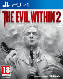The Evil Within 2 D1 Edition PS4 (EU PEGI) (deutsch) [uncut] + The Last Chance Pack DLC