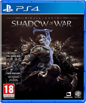 Mittelerde: Schatten des Krieges PS4 (EU PEGI) (deutsch) [uncut]