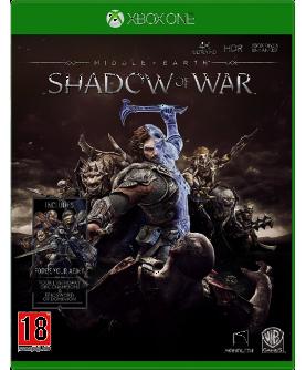 Mittelerde: Schatten des Krieges Xbox One (EU PEGI) (deutsch) [uncut]