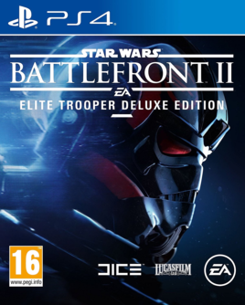 Star Wars: Battlefront 2 Elite Trooper Deluxe Edition