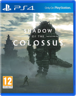 Shadow of the Colossus PS4 (EU PEGI) (deutsch) [uncut]