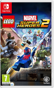 Lego Marvel Super Heroes 2 Switch (EU PEGI) (deutsch) [uncut]