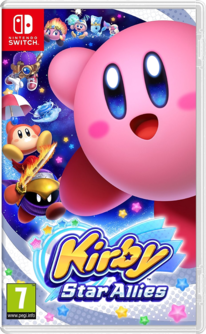 Kirby Star Allies Switch (EU Version) (deutsch) [uncut]