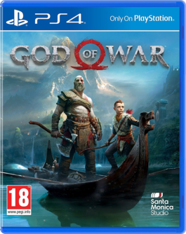 God of War PS4 (EU PEGI) (deutsch) [uncut]