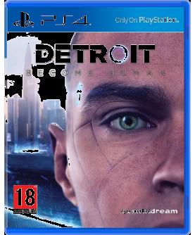 Detroit: Become Human PS4 (AT PEGI) (deutsch) [uncut]