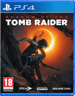 Shadow of the Tomb Raider PS4 (EU PEGI) (deutsch) [uncut]