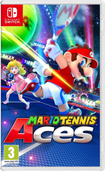 Mario Tennis Aces Switch (EU Version) (deutsch) [uncut]