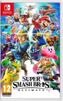 Super Smash Bros. Ultimate Switch (EU Version) (deutsch) [uncut]