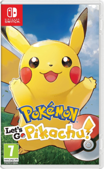 Pokémon: Let´s Go, Pikachu! Switch (EU Version) (deutsch) [uncut]