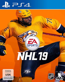 NHL 19 PS4 (EU PEGI) (deutsch) [uncut]