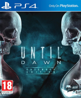 Until Dawn Extended Edition PS4 (EU PEGI) (deutsch) [uncut]