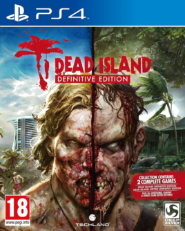 Dead Island Definitive Collection PS4 (UK PEGI) (englisch) [uncut]