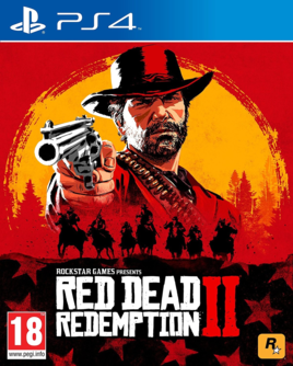 Red Dead Redemption 2 PS4 (EU PEGI) (deutsch) [uncut]