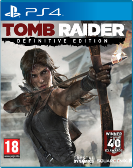 Tomb Raider: Definitive Edition PS4 (AT PEGI) (deutsch) [uncut]