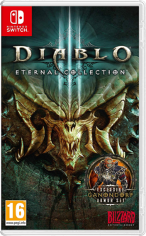 Diablo 3: Eternal Collection Switch (EU PEGI) (deutsch) [uncut]