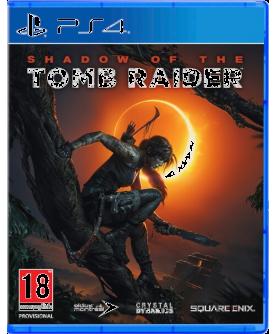 Shadow of the Tomb Raider PS4 (EU PEGI) (deutsch) [uncut]
