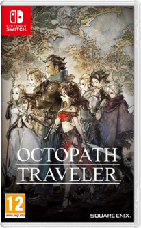 Octopath Traveler Switch (EU PEGI) (deutsch) [uncut]