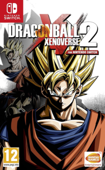 Dragonball Xenoverse 2 Switch (EU PEGI) (deutsch) [uncut]