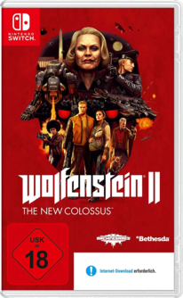 Wolfenstein II: The New Colossus Switch (USK) (DEUTSCH)