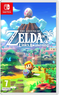 The Legend of Zelda: Link's Awakening Switch (EU PEGI) (deutsch) [uncut]