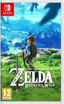 The Legend of Zelda: Breath of the Wild Switch (EU PEGI) (deutsch) [uncut]