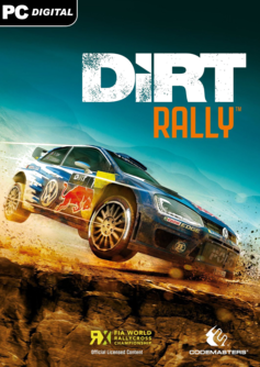 DiRT Rally PC (Steam-Code, Download)