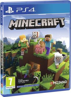 Minecraft PS4 (EU PEGI) (deutsch) [uncut]