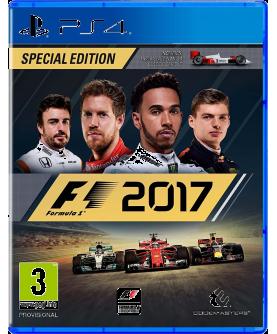 F1 2017 Special Edition PS4 (EU PEGI) (deutsch) [uncut]