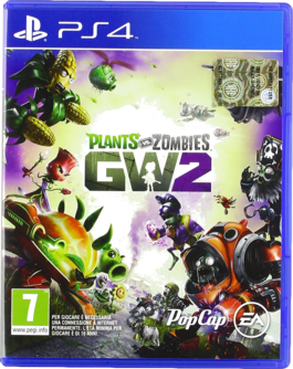 Plants vs Zombies: Garden Warfare 2 PS4 (USK PEGI 12 auf DISK) (deutsch) [uncut]