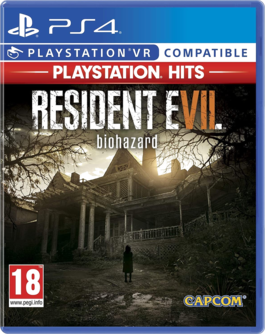 Resident Evil 7 biohazard PS4 (PlayStation VR kompatibel) (EU PEGI) (deutsch) [uncut]