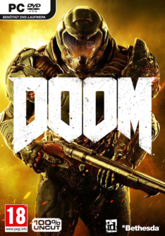 DOOM PC D1 Edition + 4 DLCs (Steam-Code, Download) (EU PEGI) (deutsch) [uncut]