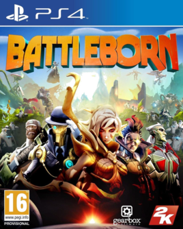 Battleborn PS4 + Erstgeborenen DLC (AT PEGI) (deutsch) [uncut]