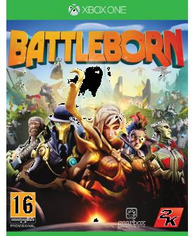 Battleborn Xbox One + Sammelkarten (AT PEGI) (deutsch) [uncut]