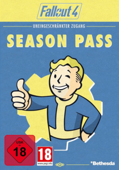 Fallout 4 PC - Season Pass (Steam-Code, Download) (EU PEGI) (deutsch) [uncut]