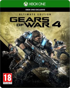 Gears Of War 4 Ultimate Edition Xbox One + Steelbook, Season Pass und Early Access (AT PEGI) (deutsch) [uncut]