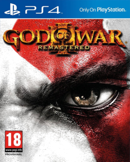 God of War 3 Remastered Edition PS4 (EU PEGI) (deutsch) [uncut]