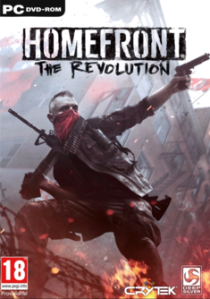 Homefront: The Revolution PC (Steam-Code, Download) (EU PEGI) (deutsch) [uncut]